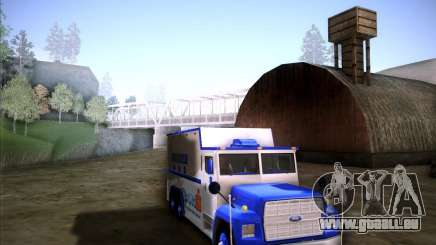 Ford F800 BCR pour GTA San Andreas