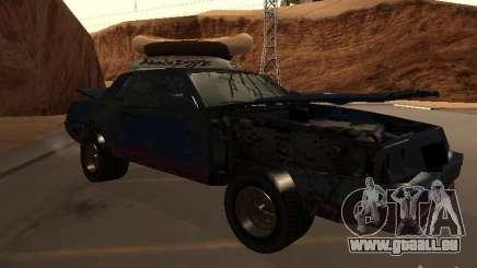 Rusty empereur de GTA 4 pour GTA San Andreas