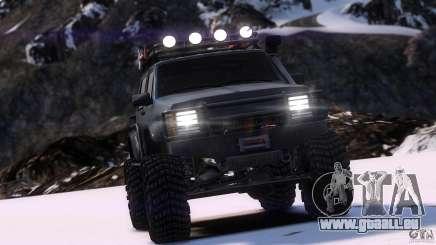 Jeep Cheeroke SE v1.1 für GTA 4
