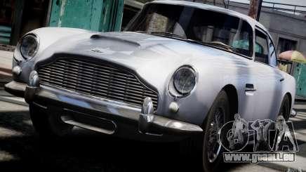 Aston Martin DB5 1964 pour GTA 4
