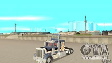 Peterbilt 359 für GTA San Andreas