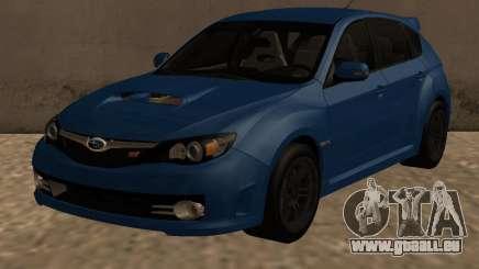 Subaru Imreza WRX pour GTA San Andreas