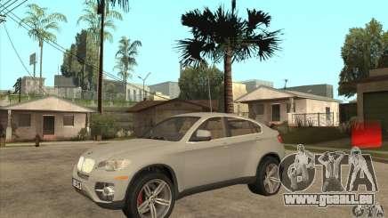 BMW X6 für GTA San Andreas
