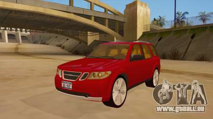 Saab 9-7X für GTA San Andreas