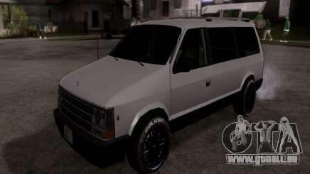 Plymouth Grand Voyager 1970 pour GTA San Andreas