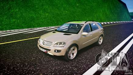 Mercedes-Benz ML 500 v1.0 pour GTA 4