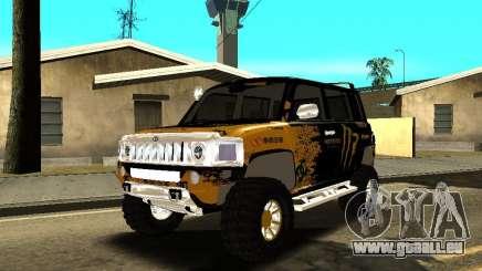 Scion xB OffRoad für GTA San Andreas