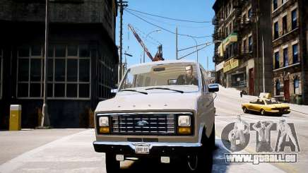 Ford E-150 1979 Short Version pour GTA 4