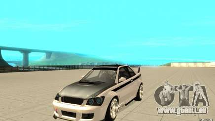 GTA IV Sultan RS FINAL pour GTA San Andreas