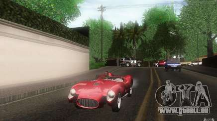 Ferrari 250 Testa Rossa für GTA San Andreas