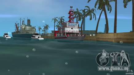 Ferry pour GTA Vice City