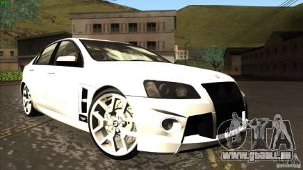 Holden HSV W427 pour GTA San Andreas