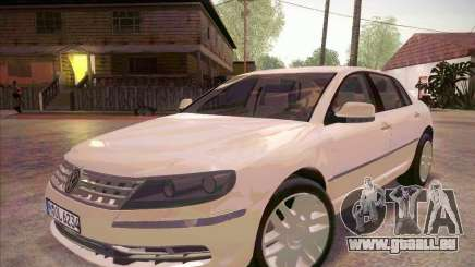 Volkswagen Phaeton 2011 pour GTA San Andreas