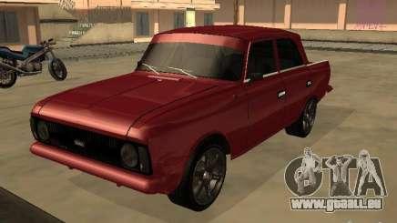 AZLK 412 IE für GTA San Andreas