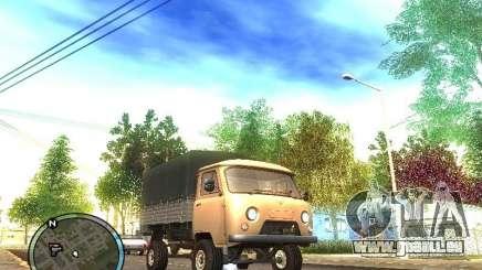 UAZ 330364 für GTA San Andreas