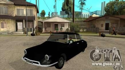 Citroen ID 19 für GTA San Andreas