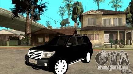 Lexus LX 570 2010 für GTA San Andreas