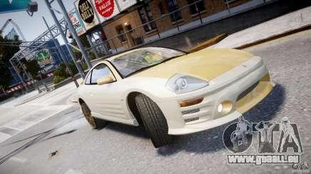 Mitsubishi Eclipse GTS Coupe pour GTA 4
