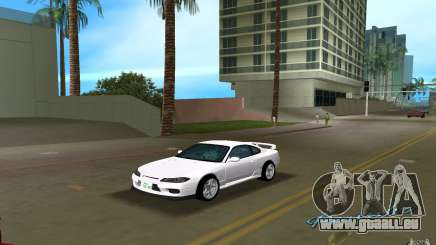 Nissan Silvia spec R Light Tuned pour GTA Vice City