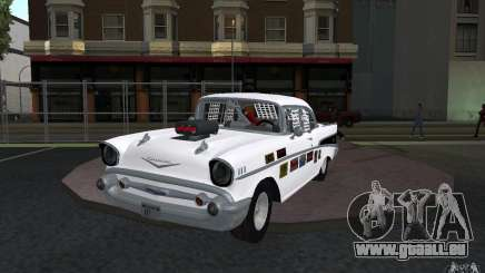 Chevrolet BelAir Bloodring Banger 1957 für GTA San Andreas