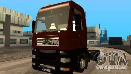 MAN TGA Vos Logistics für GTA San Andreas