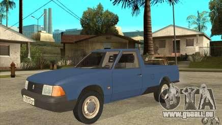 AZLK 2335 für GTA San Andreas