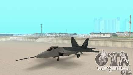 Y-f22 Lightning für GTA San Andreas