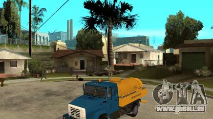 ZIL-433362 Extra Pack 2 pour GTA San Andreas