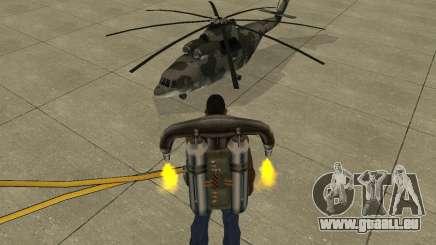 MI-26 für GTA San Andreas