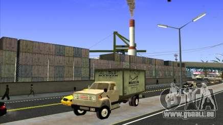 Yankee auf der Grundlage von GMC für GTA San Andreas