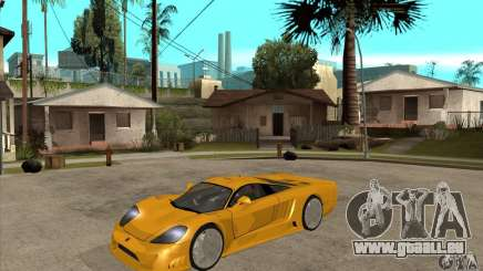 Saleen S7 Twin Turbo pour GTA San Andreas