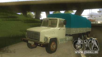 GAZ 3307 pour GTA San Andreas