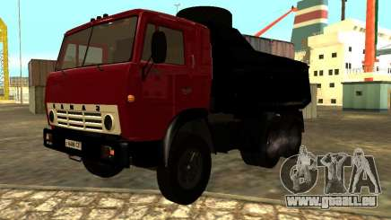 KAMAZ 55111 für GTA San Andreas