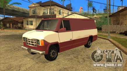 Transporter 1987 - GTA San Andreas Stories für GTA San Andreas