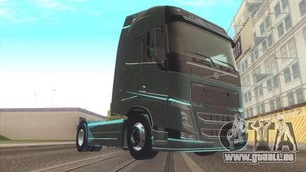 Volvo FH 2013 für GTA San Andreas