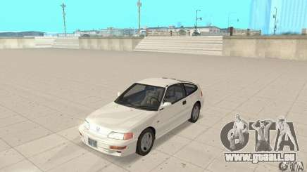 HONDA CRX II 1989-92 für GTA San Andreas