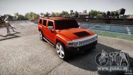 Hummer H3 pour GTA 4