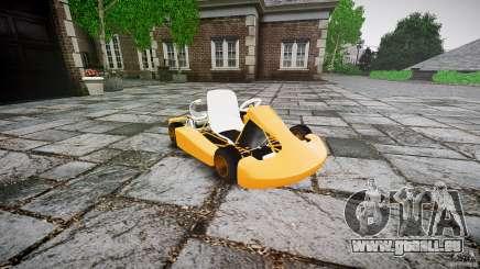 Karting pour GTA 4