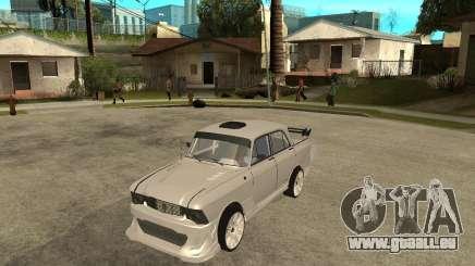 AZLK 412 abgestimmt für GTA San Andreas
