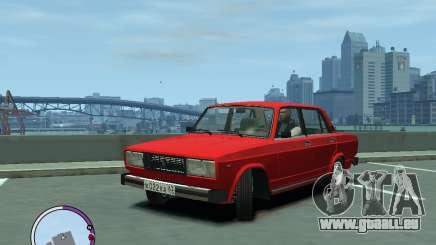 VAZ 2105 pour GTA 4