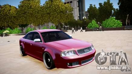 Audi RS6 pour GTA 4