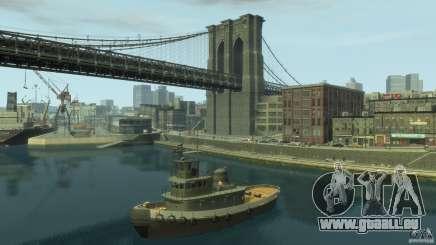 New Tug Texture v.1 für GTA 4