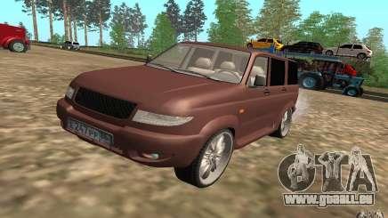 UAZ Patriot für GTA San Andreas