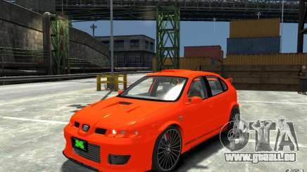Seat Leon Cupra R pour GTA 4