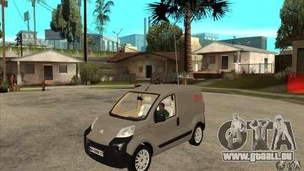 Citroen Nemo 2010 pour GTA San Andreas