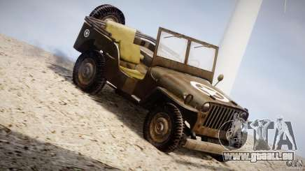 Jeep Willys [Final] für GTA 4