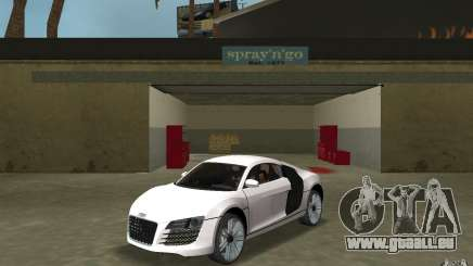 Audi R8 Le Mans für GTA Vice City