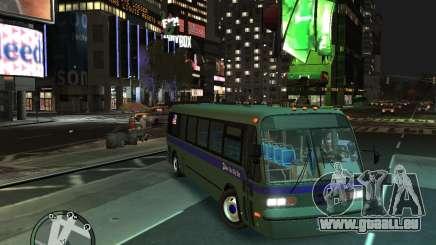 MTA NYC bus für GTA 4
