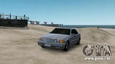 Mercedes-Benz W202 für GTA 4