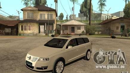 Volkswagen Passat Variant 2010 pour GTA San Andreas